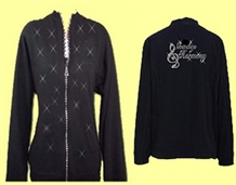 Shades of Harmony Logo Jacket Available in Size S to 3X #32.SHOH1004