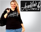 Arundelair Chorus#ARUN7007 3/4 SleeveTee Sizes XS to 3X
