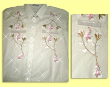 Mili Designs® Blouse Available in Size S to 5X #FP.41.3206