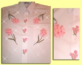 Mili Designs® Blouse Available in Size S to 5X #FP.41.423