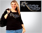 Greater Harmony Chorus Rhinestone #GHC7008 Tee Sizes XS to 3X