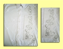 Mili Designs® Blouse Available in Size S to 5X OT.10301