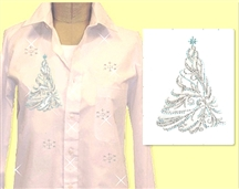 Mili Designs® Blouse Available in Size S to 5X #XM.41.S7259AQUA